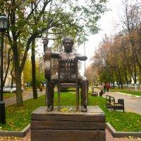 Памятник В.Высоцкому. :: Чария Зоя