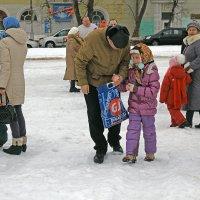Северодвинск. Масленица. Как же без слёз :: Владимир Шибинский