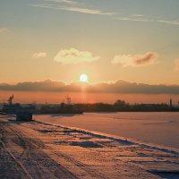 На острове,холодно :: Михаил Лобов (drakonmick)