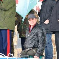 Инвалид, афганец -против войны! :: Валерий Лазарев