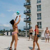Волейбол а-ля гламур! :: Евгений Поляков