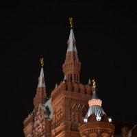 москва :: владимир полежаев
