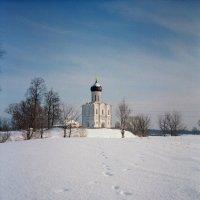 Храм Покрова на Нерли. :: Анатолий Борисов