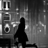 Девочка с зонтиком :: Сергей Потапов