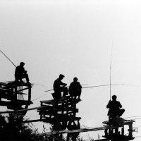 Рыбаки в тумане :: Гектор