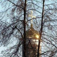 Луч света... :: Михаил Андреев