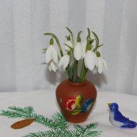 Первые весенние цветы :: Mariya laimite