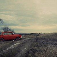 в поле :: Grenka Клименко