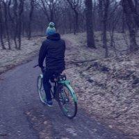 """Фотопроект """"Велосипедист"""" :: Ксения Довгопол"""