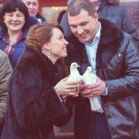 Любовь и голуби :: ira