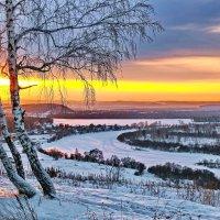 Краски заката :: Анатолий Иргл