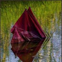 Поплавок или водная геометрия. :: Shmual Hava Retro