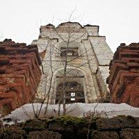 Колокольня Троицкого собора :: Елена Павлова (Смолова)