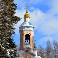 Храм святого мученика Евгения :: Татьяна Лютаева