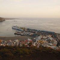Морской порт Лос Кристианос о.Тенерифе. :: Александр Манько