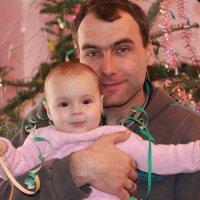 мій перший новий рік :: Ludmila Пир