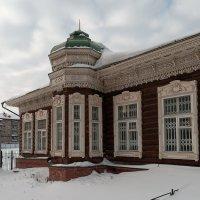 Жилой дом 1910г. :: Сергей Яценко
