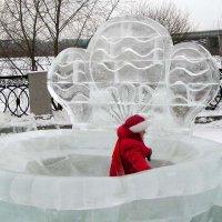 В бассейне из льда :: Михаил Андреев