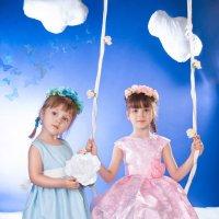 Маленькие принцессы :: Анастасия Анастасия
