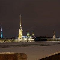 Вечерний город :: Евгений Никифоров
