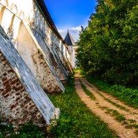 Монастырская дорога :: Павел Кочетов