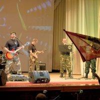 На концерте ВИА СПЕЦНАЗ :: Михаил Тарасов