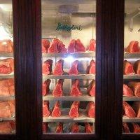 Стейки в одном из ресторанов Лас-Вегаса. :: Елена