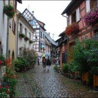 Эгисхайм (Eguisheim). :: Anna Gornostayeva