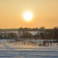 зимние солнце :: Moscow.Salnikov Сальников Сергей Георгиевич