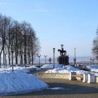 зимний парк :: Сергей Цветков