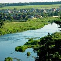Старое село на Чусовой :: Светлана Игнатьева