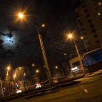 Лунный вечер :: Геннадий Катышев