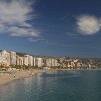 Пляж Малагета. Малага, Испания :: photobeginner khomyakov