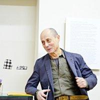 Олег Любківський, художник, писменник :: Степан Карачко