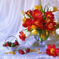 Весенний блюз любви и света... :: Валентина Колова