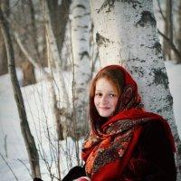 яблоки на снегу :: Tatyana Belova