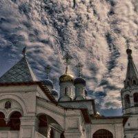 Храм Благовещения в селе Павловская Слобода :: Александр