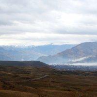 Туман в горах :: Виктория Большагина