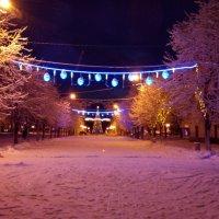Новогодние огни :: Наталья Дивинец