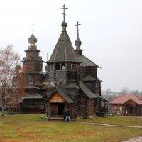 Музей деревянного зодчества :: Борис Данилов