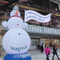 Милых женщин поздравляю с 8 марта! :: Владимир Шибинский