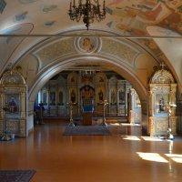 Уют православного храма :: Милешкин Владимир Алексеевич
