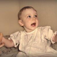 В день крещения Евгении :: Инна *