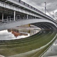 Большой Устьинский мост :: Ирина Шарапова