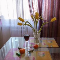 С Праздником Весны, милые подруги! :: Надежда