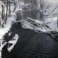 Забытая лодка :: Игорь Кожухов