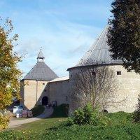 Крепость Старая Ладога :: Николай