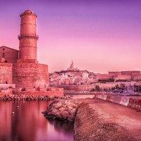 Форт перед гаванью, Марсель :: Александр Димитров