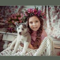 щеночек :: Юлия Сивоконь