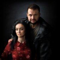 Девушка и Командор... :: Андрей Войцехов